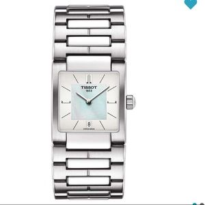 New Tissot Women's T02 Mother of Pearl Watch 23mm
